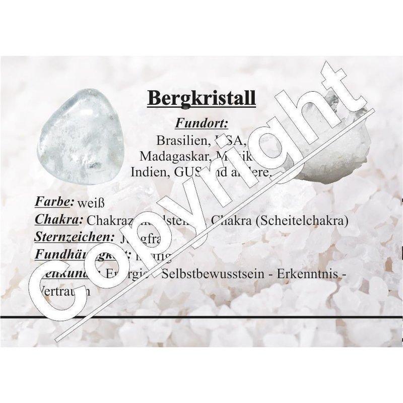 Bergkristall Quarz Rohstein SUPER KLARE A* Qualität ca.120-150g Mineralien für Sammler